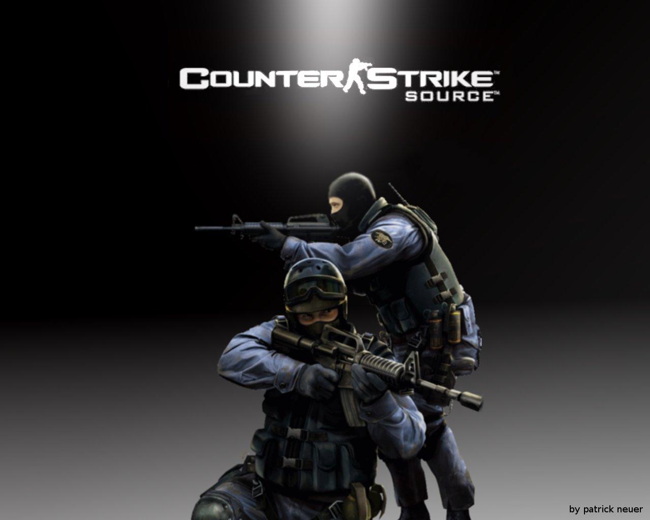 counter strike source лого: